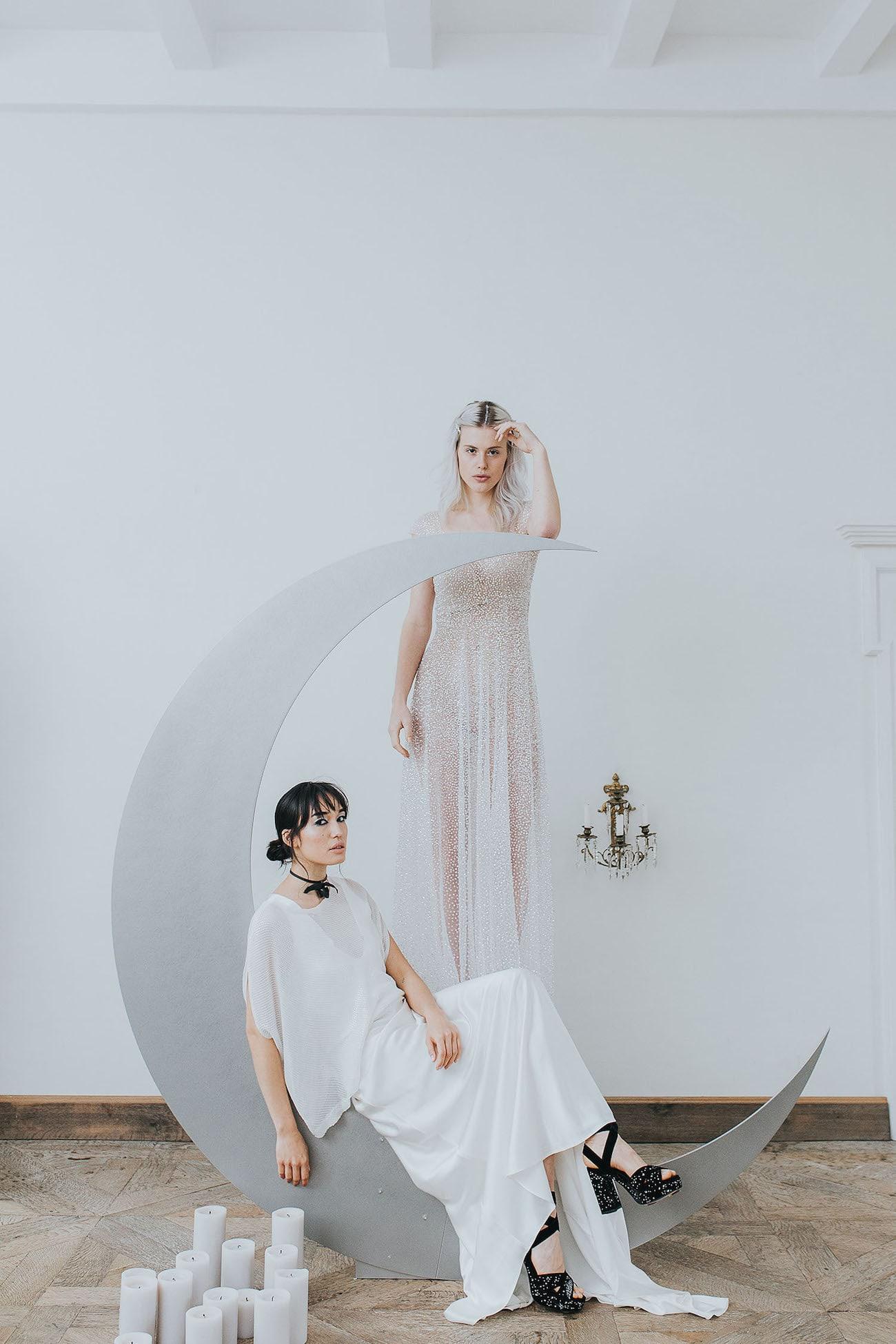 Celestial Romance Bridal Inspiration | Credit: Cornelia Lietz