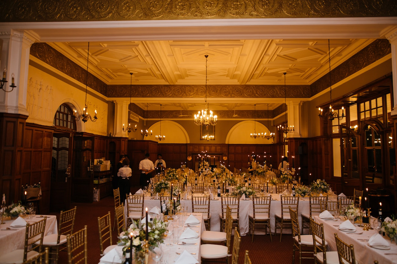Vintage Chic City Wedding At The Cape Town Club By Duane