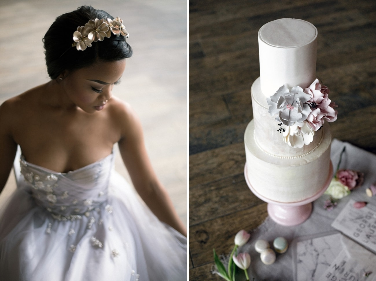 Romantic Iridescent Wedding Inspiration | Credit: Jessica Notelo (29)