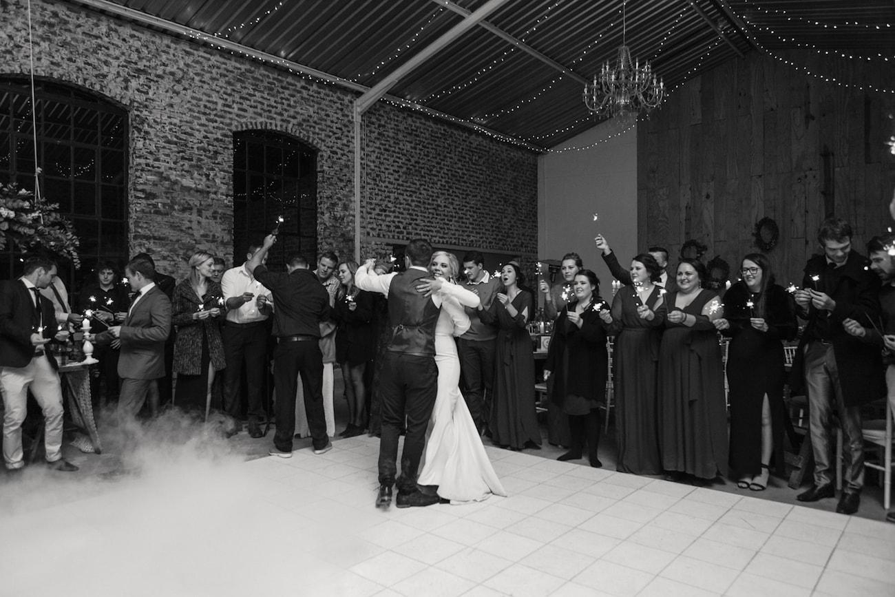 Joyous Jewel Tone Winter Wedding | Credit: Dust and Dreams Photography