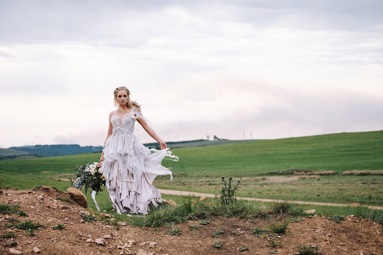 Bohemian South Africa Wedding Inspiration | Credit: The Shank Tank