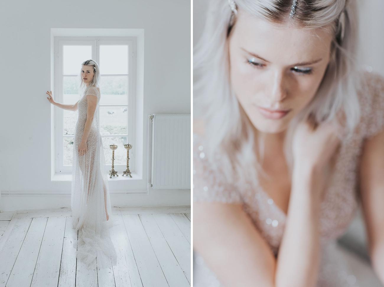 Ethereal Wedding Dress | Credit: Cornelia Lietz