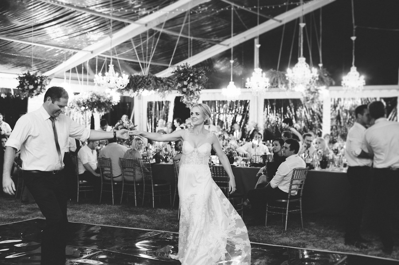 First Dance | Credit: Charlie Ray Photography