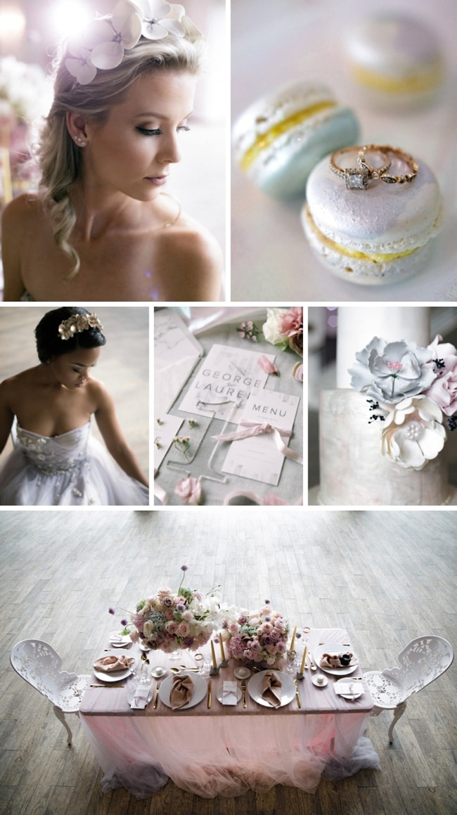 Romantic Iridescent Wedding Inspiration by Jessica Notelo | SouthBound Bride