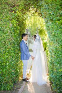 Lush Secret Garden Wedding | Credit: Sonje Ludwick (1)