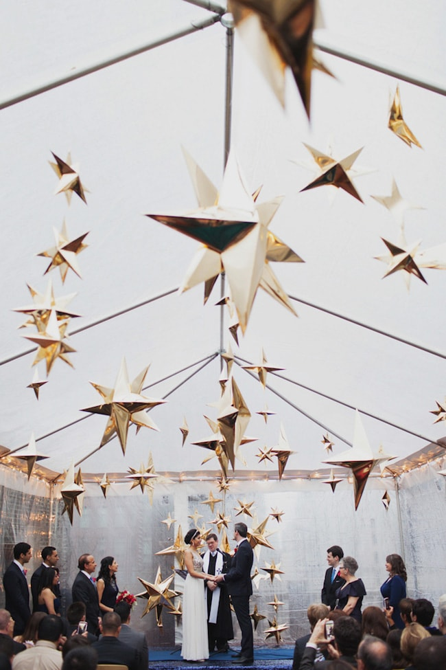 Celestial Wedding Theme Details | SouthBound Bride (2)