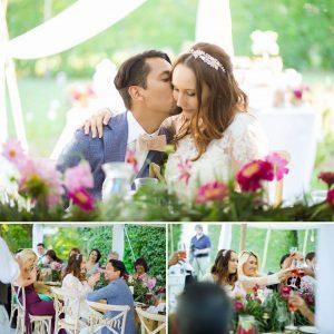 Lush Secret Garden Wedding | Credit: Sonje Ludwick (30)
