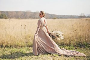 Boho Luxe Forest Wedding   Credit: Carmen Roberts (4)