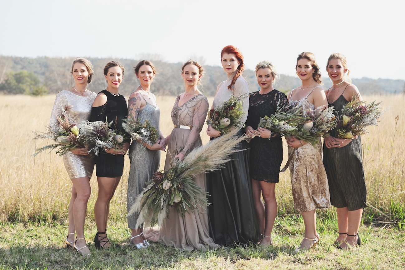 Ultimate Mismatched Bridesmaids | Credit: Carmen Roberts (5)