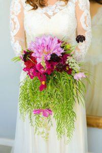 Lush Secret Garden Wedding | Credit: Sonje Ludwick (3)