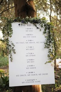 Boho Luxe Forest Wedding | Credit: Carmen Roberts (10)