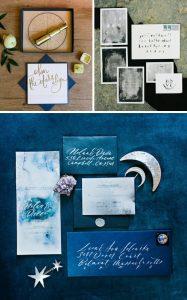 Celestial Wedding Theme Details | SouthBound Bride (9)