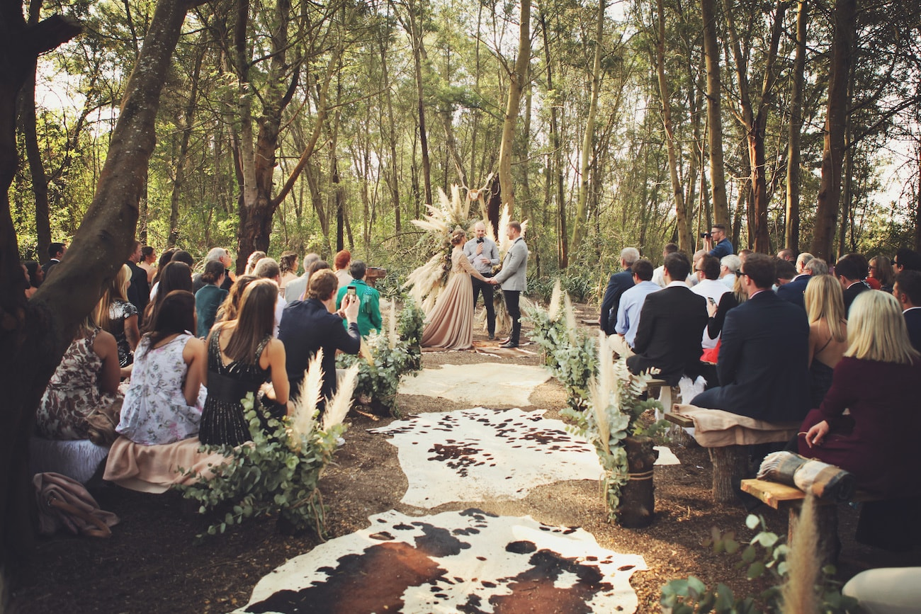 Nguni Cow Wedding Decor | Credit: Carmen Roberts (13)