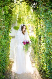 Lush Secret Garden Wedding | Credit: Sonje Ludwick (13)