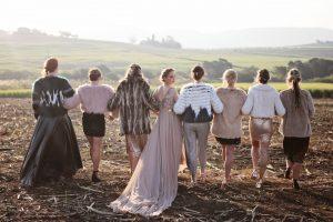 Boho Luxe Forest Wedding   Credit: Carmen Roberts (16)