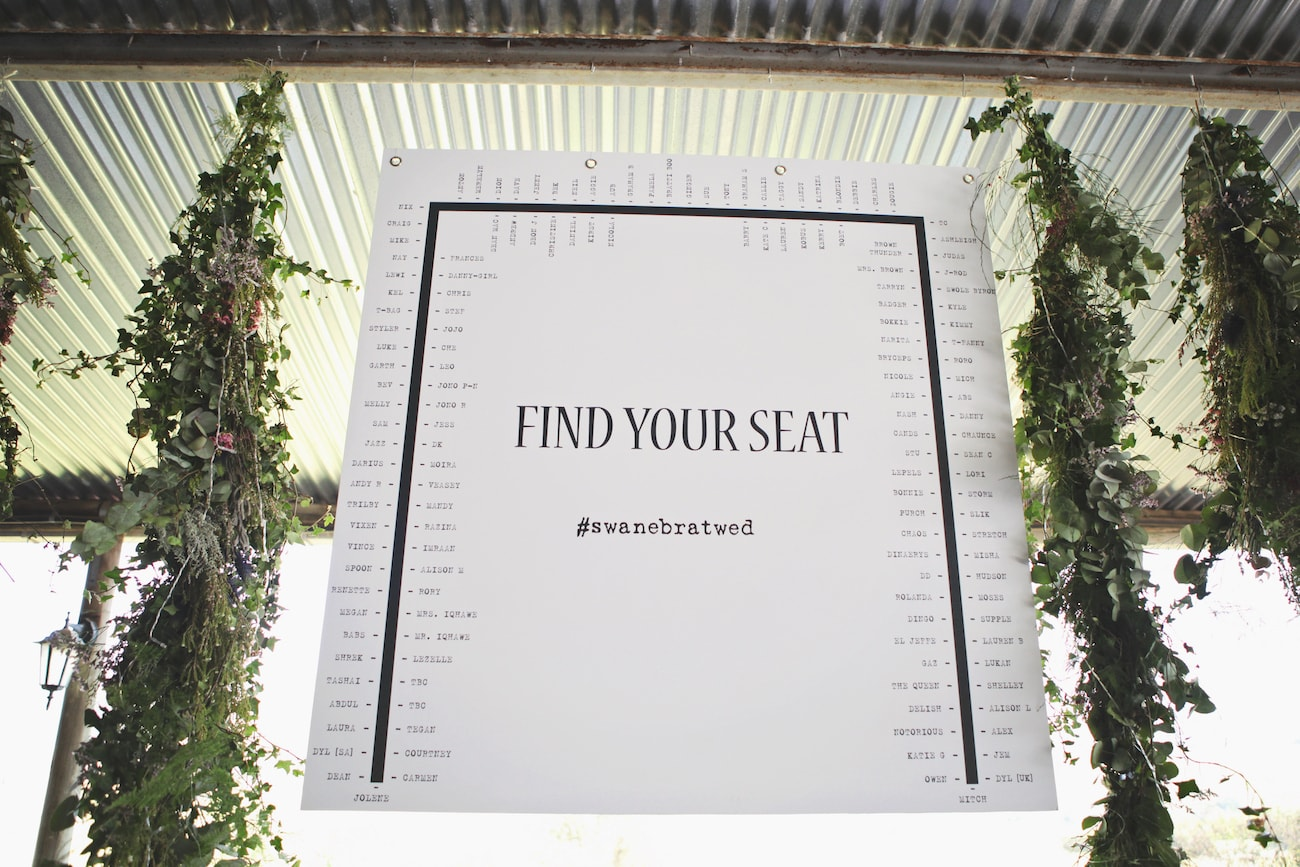Simple Seating Plan | Credit: Carmen Roberts (22)
