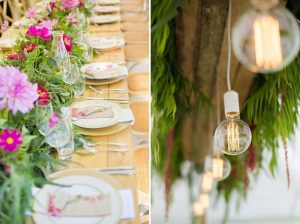 Lush Secret Garden Wedding | Credit: Sonje Ludwick (21)