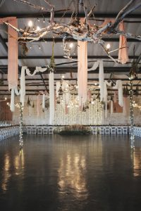 Boho Luxe Forest Wedding | Credit: Carmen Roberts (24)