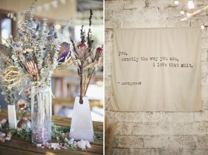 Boho Luxe Forest Wedding | Credit: Carmen Roberts (26)