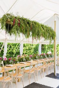 Lush Secret Garden Wedding | Credit: Sonje Ludwick (25)