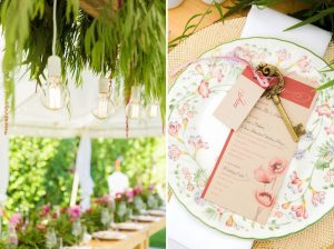Lush Secret Garden Wedding | Credit: Sonje Ludwick (26)