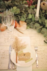 Boho Luxe Forest Wedding | Credit: Carmen Roberts (29)