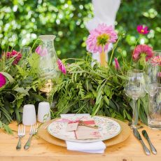 Lush Secret Garden Wedding at Zonnevanger by Sonje Ludwick
