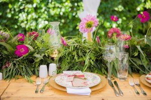 Lush Secret Garden Wedding | Credit: Sonje Ludwick (28)