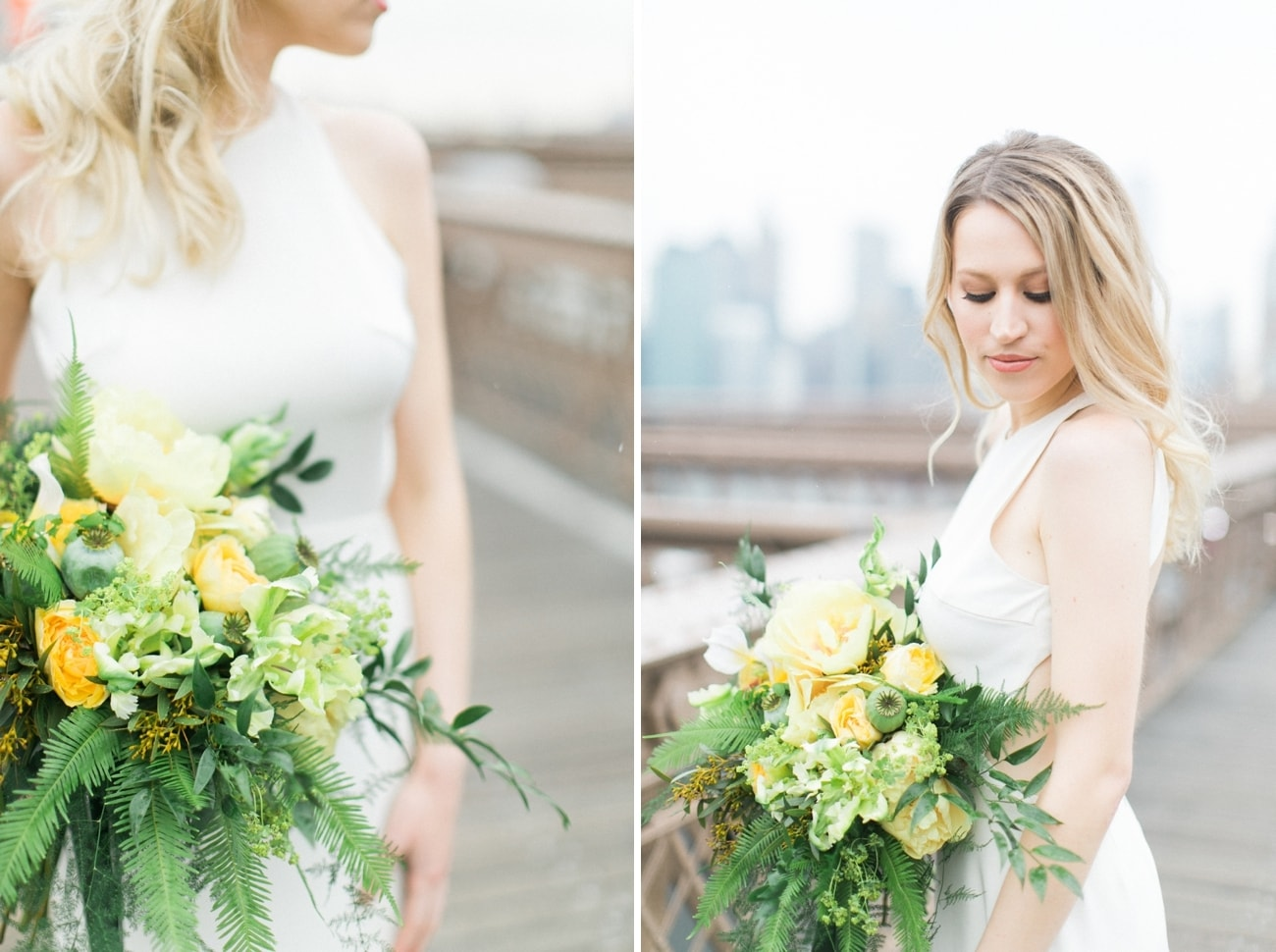 New York Bridal Session | Credit: Ruth Eileen Photography