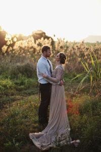 Boho Luxe Forest Wedding | Credit: Carmen Roberts (35)