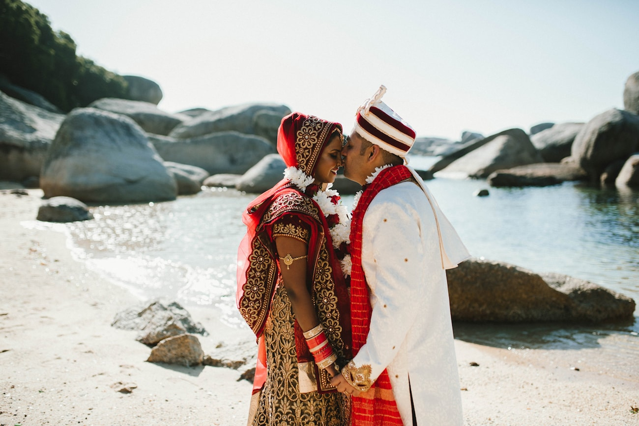Traditional Hindu Wedding at the 12 Apostles Hotel | Image: Claire Thomson