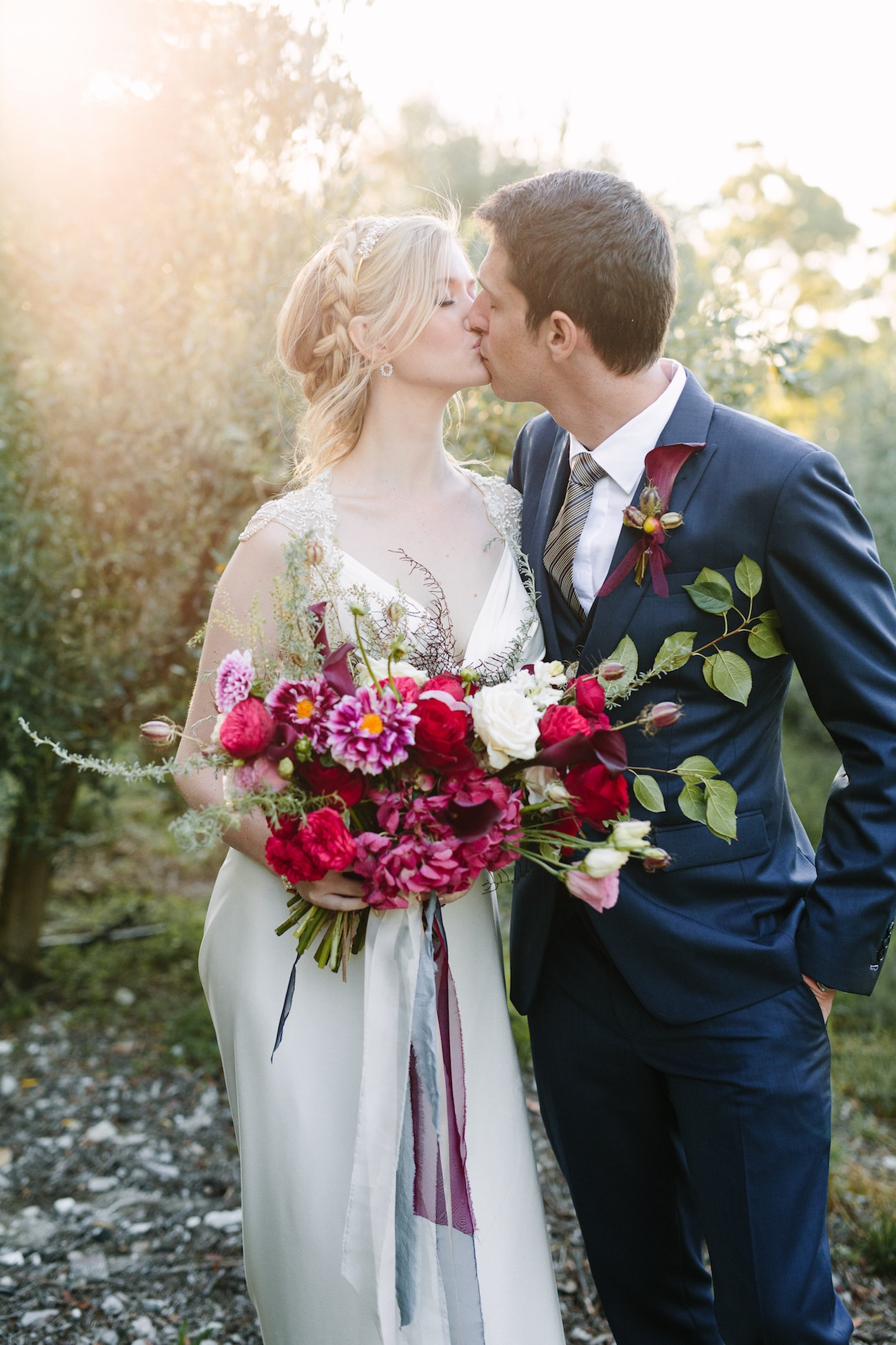 Whimsical Rustic South African Wedding | Image: Tasha Seccombe
