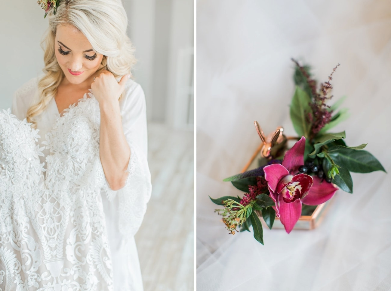 Casey Jeanne Wedding Dress | Image: Grace Studios
