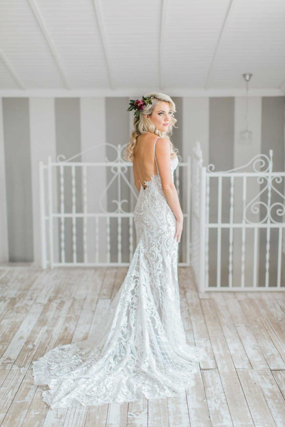 Jeannelle l'Amour Wedding Dress | Image: Grace Studios