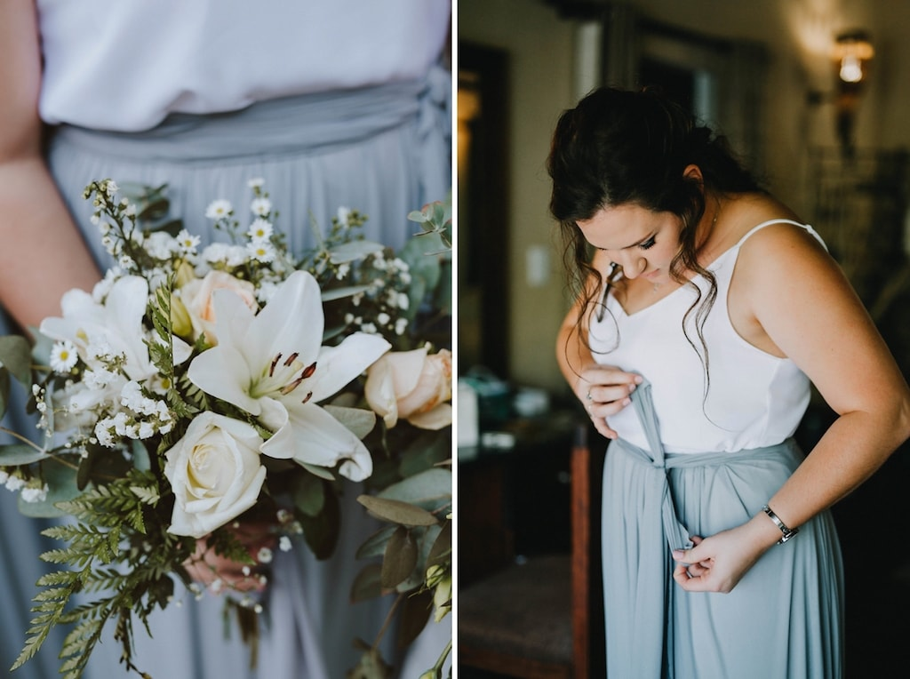 Bridesmaid Separates | Image: Jessica J Photography