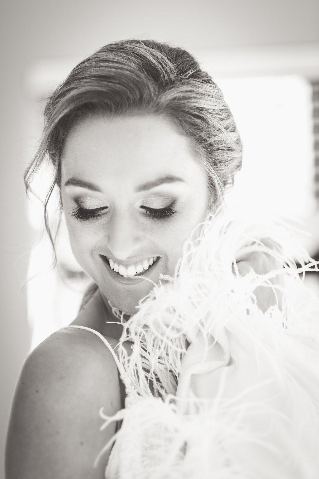 Beautiful Bridal Makeup | Image: The Shank Tank
