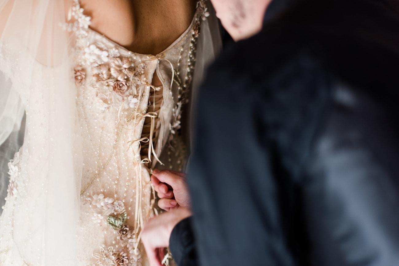 McCarthy Wolff Designer's Wedding | Image: Roxanne Davison