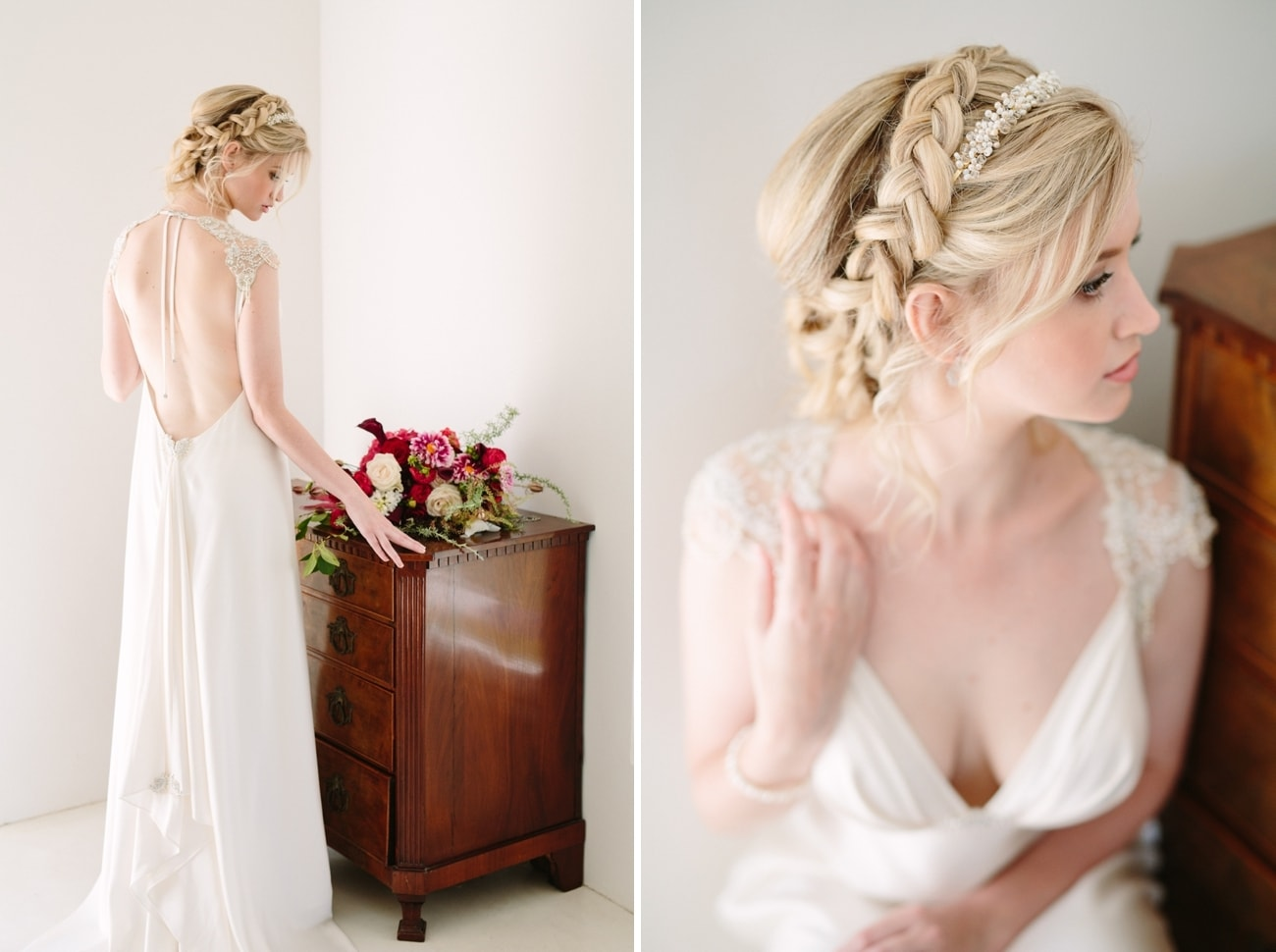Bridal Braid | Image: Tasha Seccombe