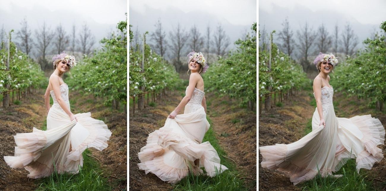 Alana van Heerden Wedding Gown | Image: Sulet Fourie
