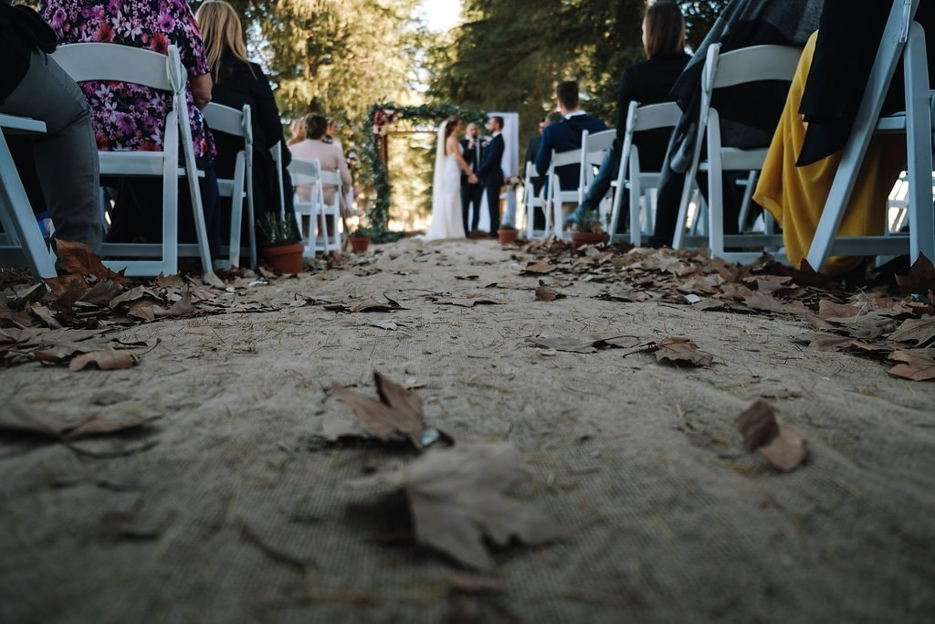 Forest Wedding | Image: The Shank Tank
