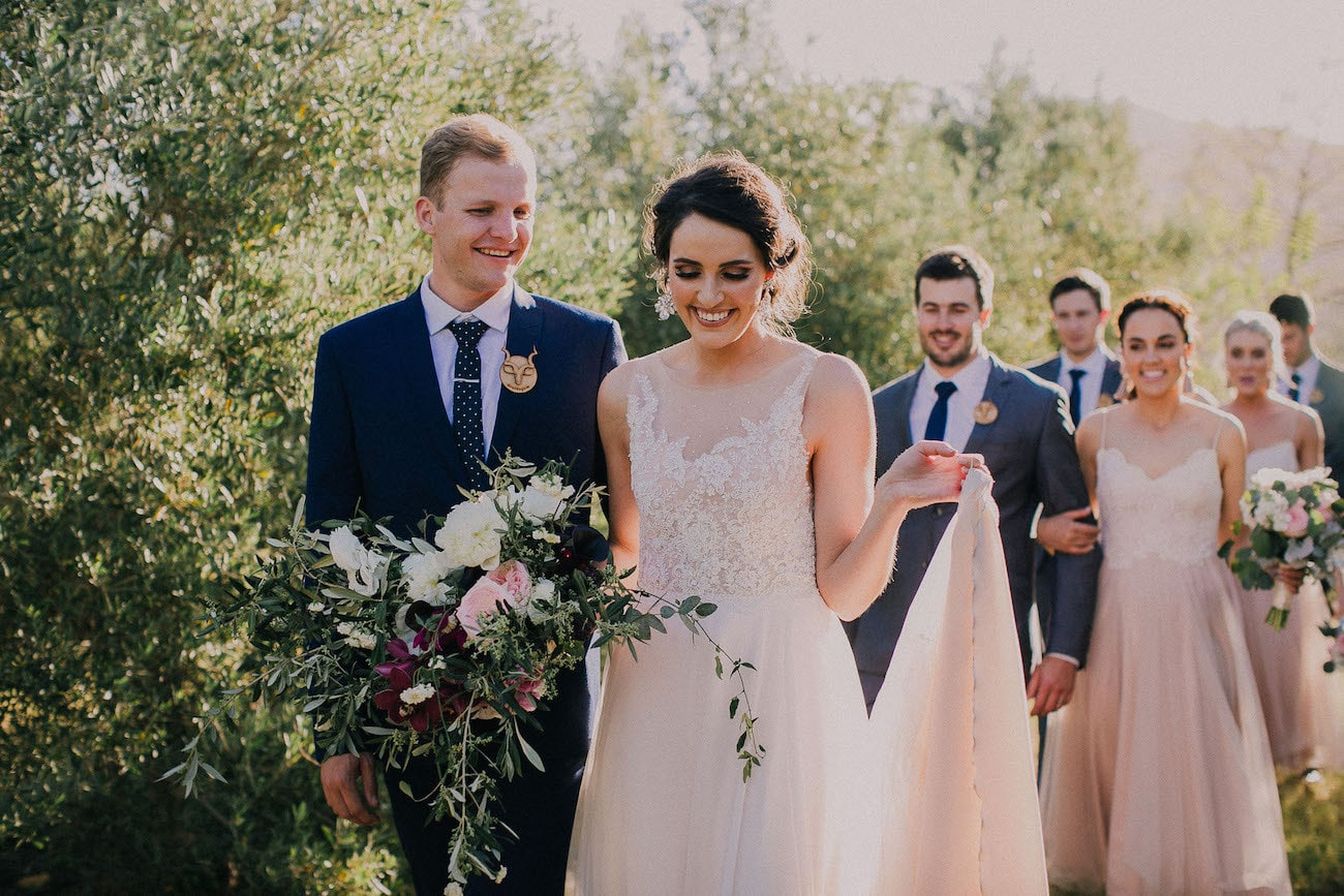 Bridal Procession | Image: Michelle du Toit