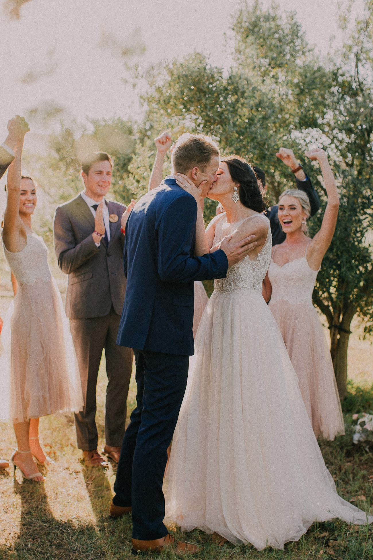 Wedding Party | Image: Michelle du Toit