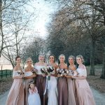 Winter Wedding with Two Gorgeous Gowns at Bellwood Cottages by The Shank Tank