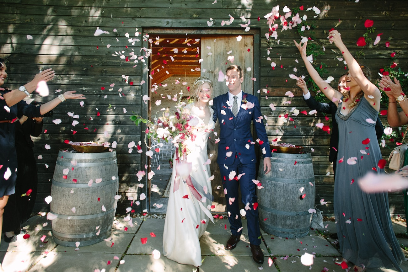 Whimsical Rustic Wedding at Rockhaven | Image: Tasha Seccombe