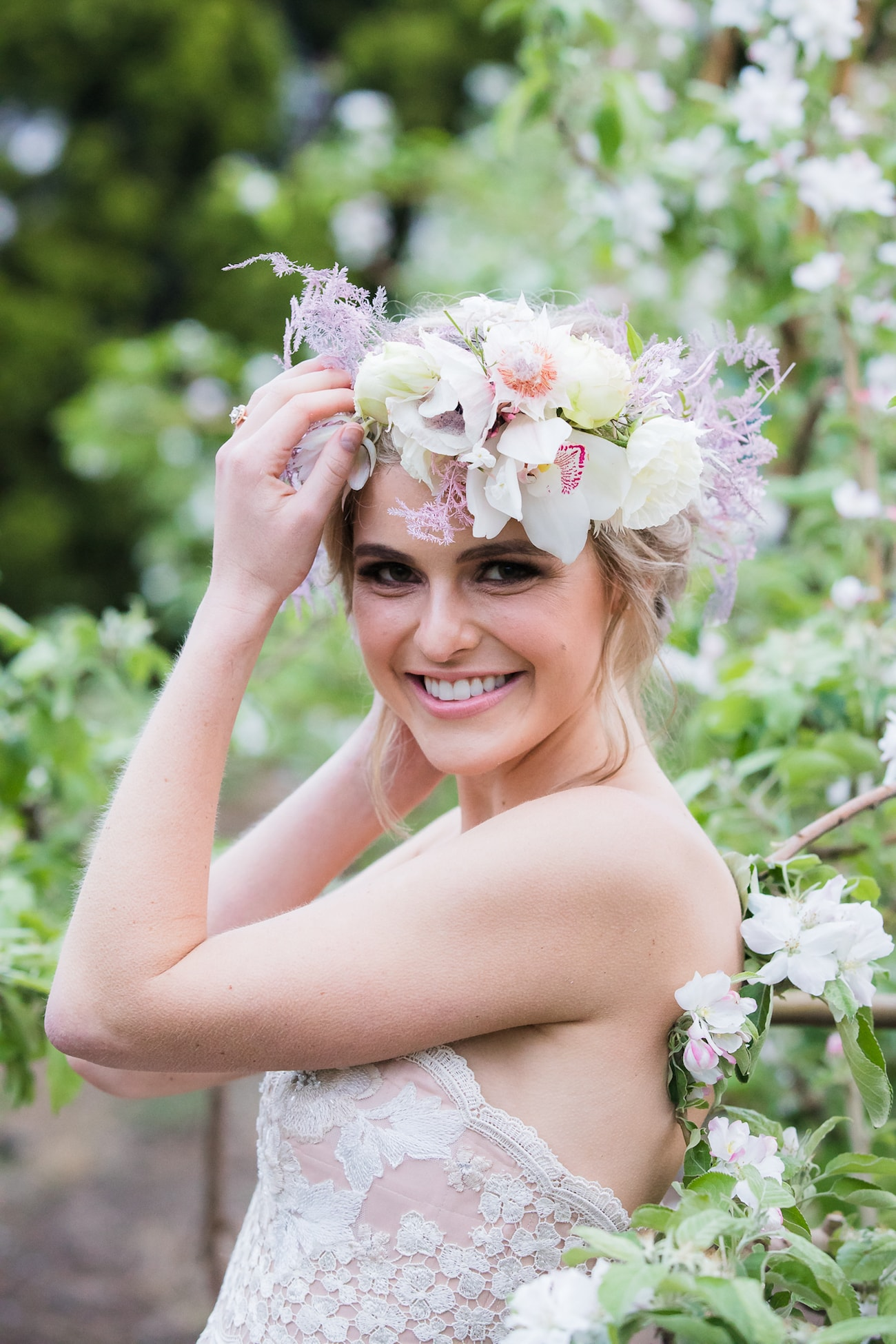 Spring Bridal Shoot | Image: Sulet Fourie