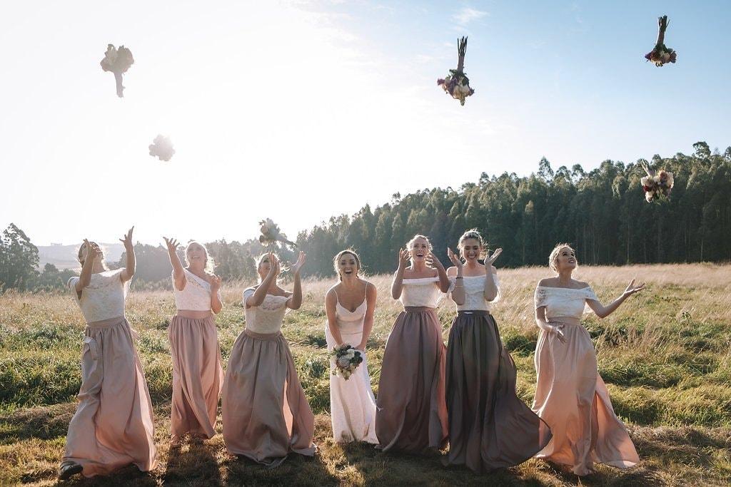 Bridesmaid Separates | Image: The Shank Tank