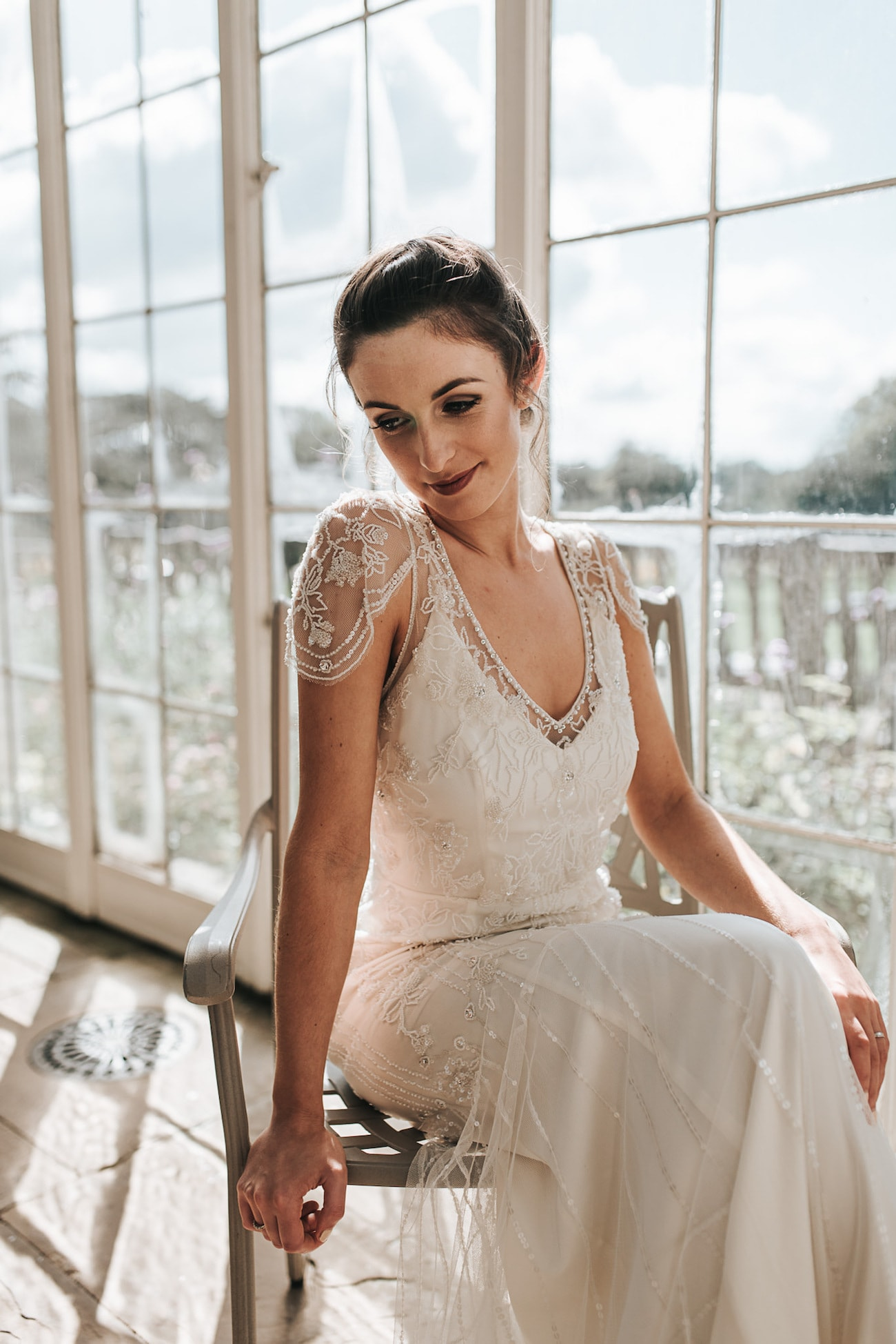 Jenny Packham Bridal | Image: Pear & Bear Photography