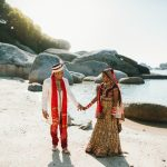 Traditional Hindu Wedding at the 12 Apostles Hotel by Claire Thomson