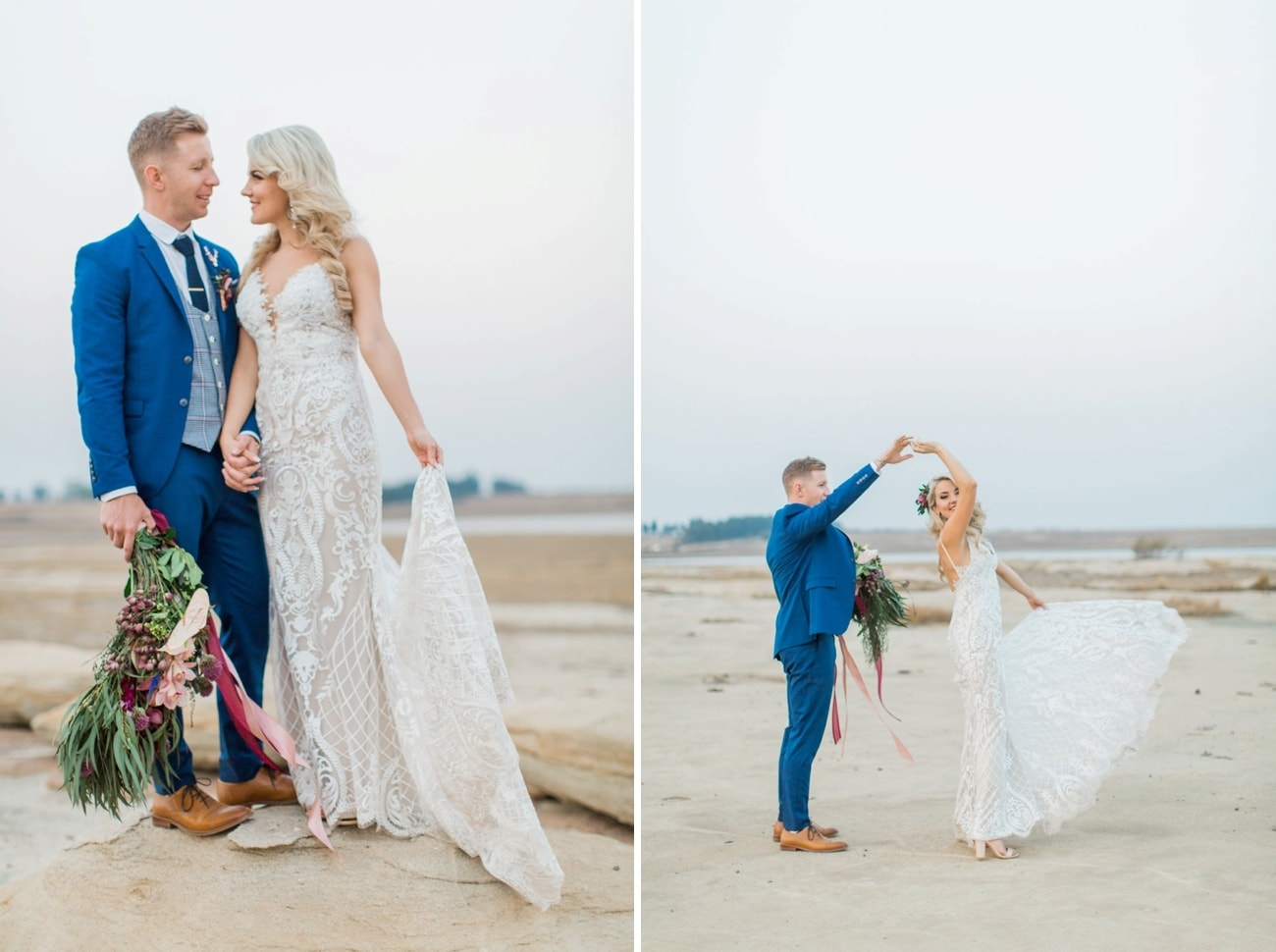 Colorful Wedding | Image: Grace Studios