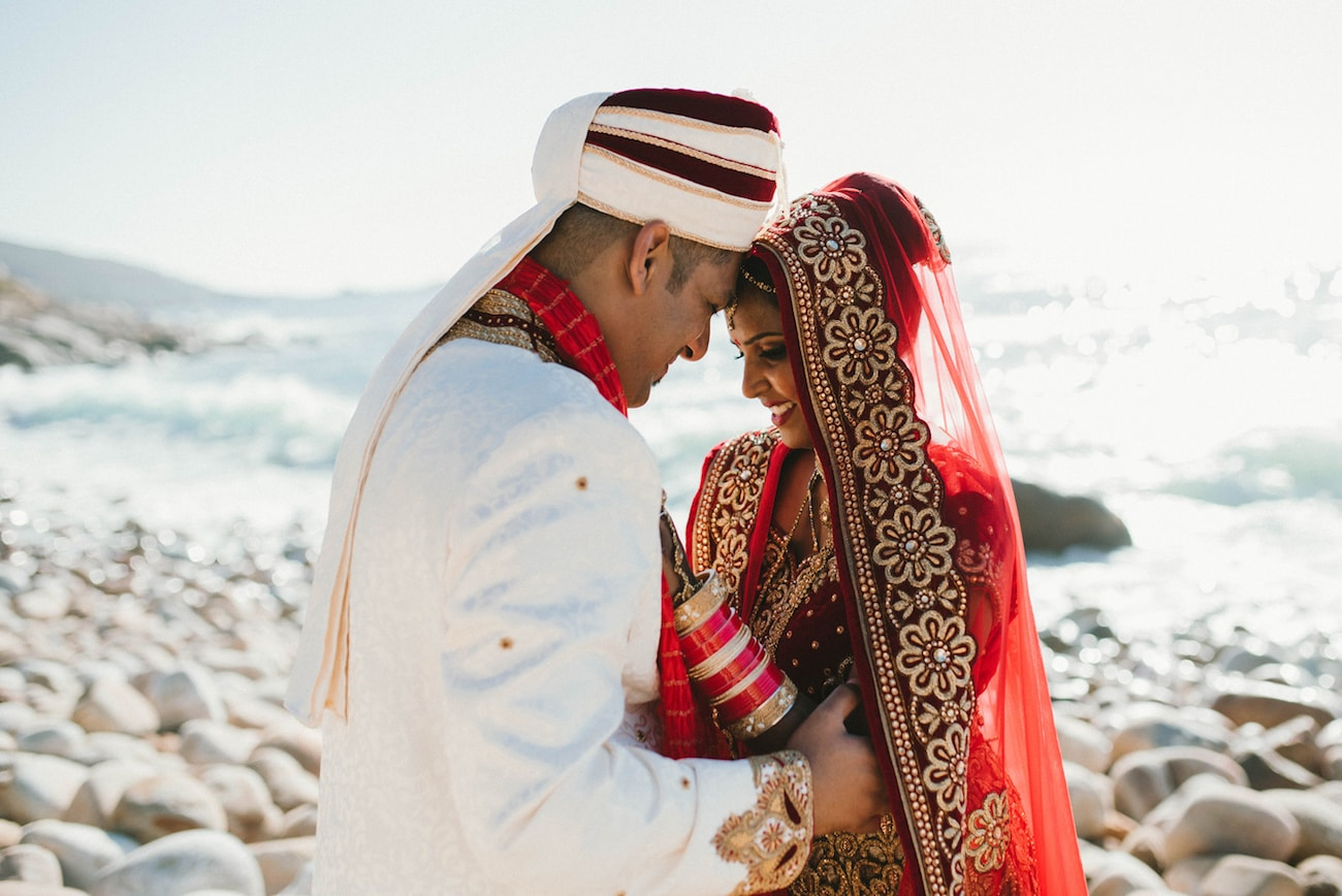 Traditional Hindu Wedding in South Africa | Image: Claire Thomson
